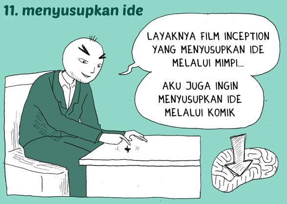 tips bikin komik #03