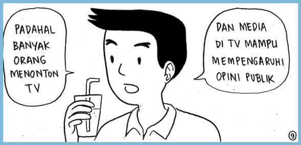 parodi karyawan tv