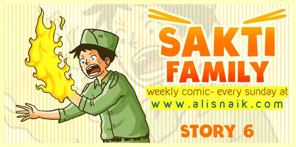 sakti family - story 6