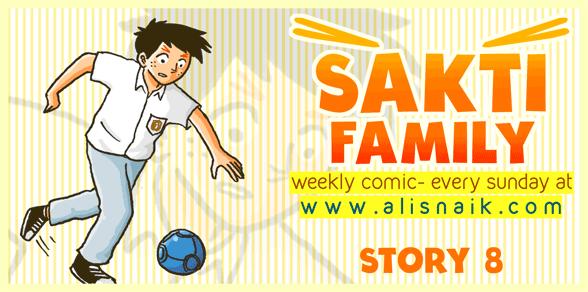 sakti family - story 8